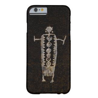 Capa Barely There Para iPhone 6 Petroglyph do Shaman