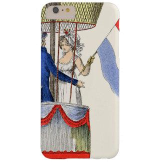 Capa Barely There Para iPhone 6 Plus Balão de France 1898 do la de Vive