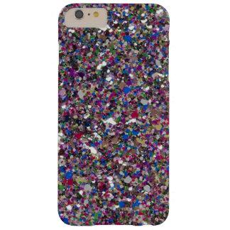 Capa Barely There Para iPhone 6 Plus Caso positivo do iPhone 6 femininos dos Sparkles