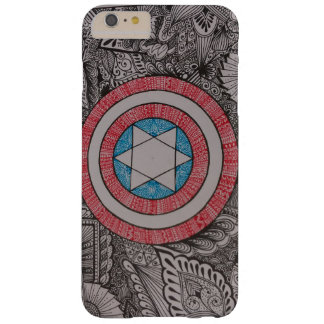 Capa Barely There Para iPhone 6 Plus Doodle de Iphone!