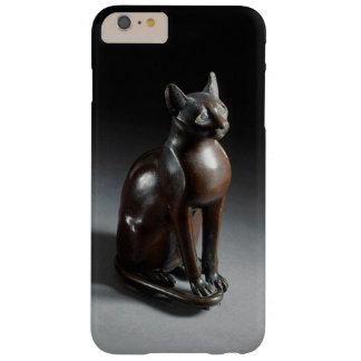 Capa Barely There Para iPhone 6 Plus Fibra (deusa do gato egípcio)