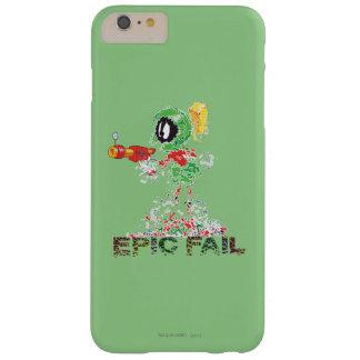 Capa Barely There Para iPhone 6 Plus MARVIN a falha épico de MARTIAN™