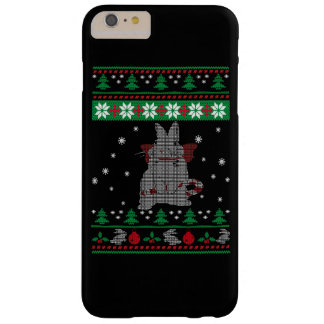 Capa Barely There Para iPhone 6 Plus Natal do coelho