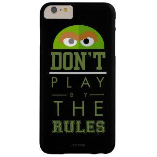 Capa Barely There Para iPhone 6 Plus Oscar não joga por regras