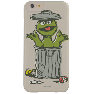 Capa Barely There Para iPhone 6 Plus Oscar o vintage 1 do Grouch