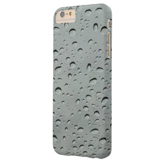 Capa Barely There Para iPhone 6 Plus Pingos de chuva