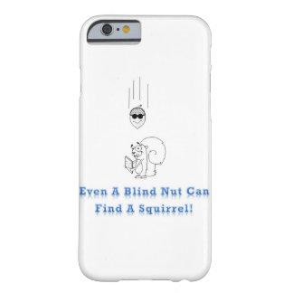 Capa Barely There Para iPhone 6 Porca cega