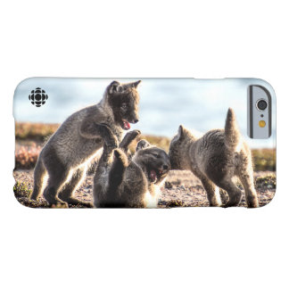 Capa Barely There Para iPhone 6 Primavera - Fox ártico