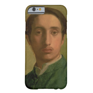Capa Barely There Para iPhone 6 Retrato de auto de Edgar Degas |