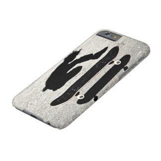 Capa Barely There Para iPhone 6 skate imprensado