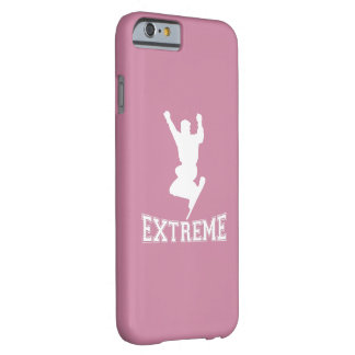 Capa Barely There Para iPhone 6 Snowboard EXTREMO 2 (branco)