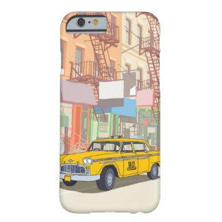 Capa Barely There Para iPhone 6 Táxi de New York