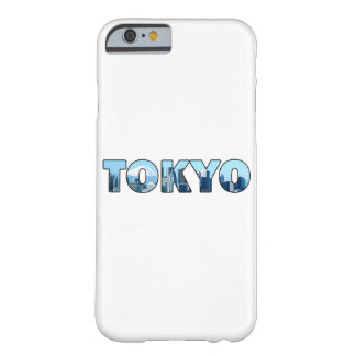 Capa Barely There Para iPhone 6 Tokyo Japão 007