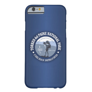 Capa Barely There Para iPhone 6 Torres del Paine NP