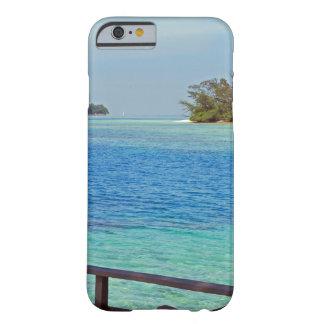 Capa Barely There Para iPhone 6 Vista para o mar