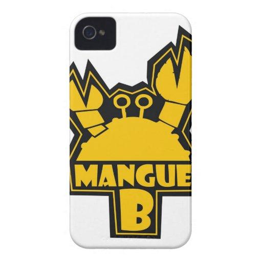 Capa Blackberry Bold Mangue B