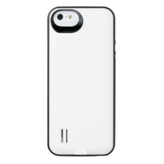 Capa Carregador Para iPhone SE/5/5s Caixa de bateria rara da galeria do poder do