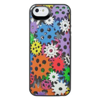 Capa Carregador Para iPhone SE/5/5s Engrenagens, engrenagens e mais engrenagens
