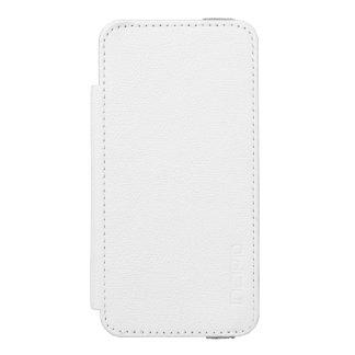 Capa Carteira Incipio Watson™ Para iPhone 5 Caixa feita sob encomenda da carteira do iPhone 5