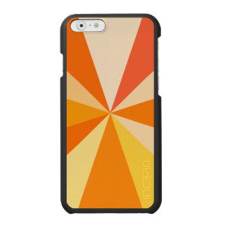 Capa Carteira Incipio Watson™ Para iPhone 6 Raios 60s geométricos Funky modernos do pop art na