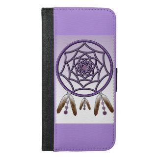 Capa Carteira Para iPhone 6/6s Plus iPhone 6/6s mais a caixa DREAMCATCHER da carteira