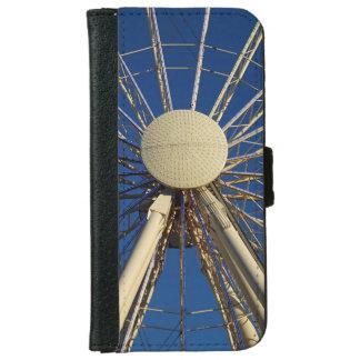 Capa Carteira Para iPhone 6/6s Roda de Tennessee