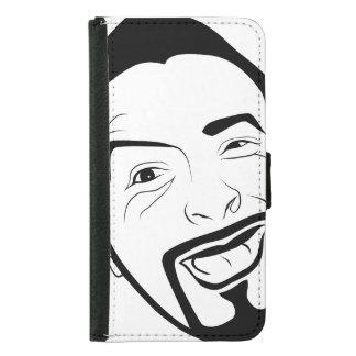 Capa Carteira Para Samsung Galaxy S5 O Koksmann divertido…