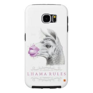 Capa Case-Mate para Samsung Galaxy S6 Lhama Rules