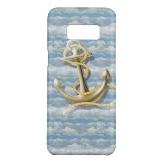 Capa Case-Mate Samsung Galaxy S8 âncora formal náutica feminino da nuvem do céu