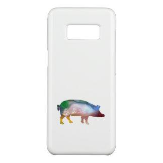 Capa Case-Mate Samsung Galaxy S8 Arte do porco