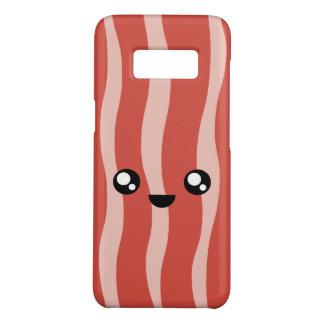 Capa Case-Mate Samsung Galaxy S8 Caixa feliz da galáxia S8 de Samsung do bacon de