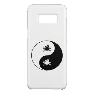 Capa Case-Mate Samsung Galaxy S8 Caranguejos de Yin Yang