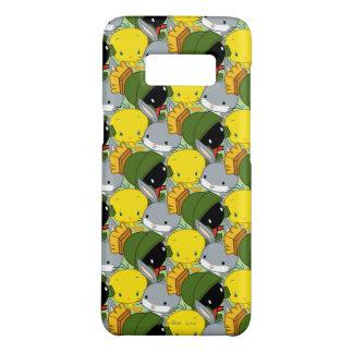 Capa Case-Mate Samsung Galaxy S8 Chibi MARVIN o ™ de MARTIAN™, de TWEETY™, & de