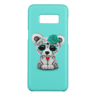 Capa Case-Mate Samsung Galaxy S8 Dia azul do urso polar do bebê inoperante
