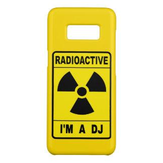 Capa Case-Mate Samsung Galaxy S8 DJ radioativo