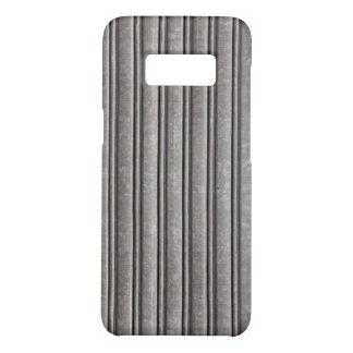 Capa Case-Mate Samsung Galaxy S8 Impressão de aço falsificado da armadura