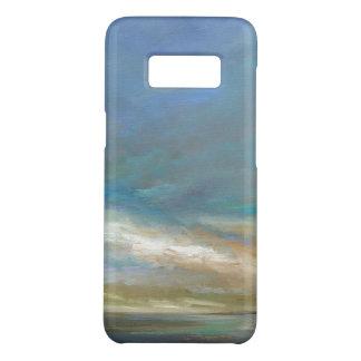 Capa Case-Mate Samsung Galaxy S8 Nuvens litorais com oceano