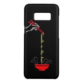 Capa Case-Mate Samsung Galaxy S8 O macarronete é o melhor