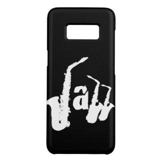 Capa Case-Mate Samsung Galaxy S8 O saxofone do jazz de W escolhe o exemplo de