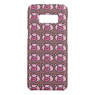 Capa Case-Mate Samsung Galaxy S8 oink. porcos
