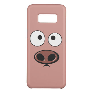 Capa Case-Mate Samsung Galaxy S8 Porco engraçado
