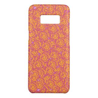 Capa Case-Mate Samsung Galaxy S8 Redemoinhos femininos bonitos legal cor-de-rosa e