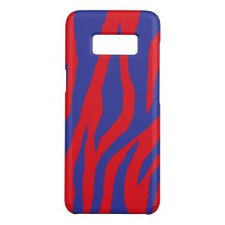 Capa Case-Mate Samsung Galaxy S8 Zebra da modificação