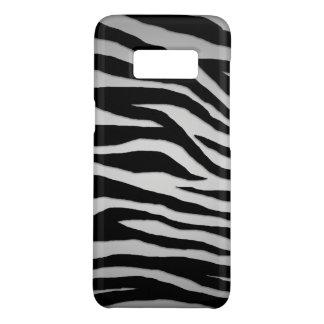 Capa Case-Mate Samsung Galaxy S8 Zebra da modificação 3D
