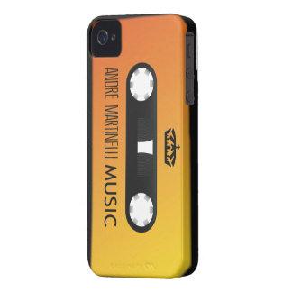 Capa Celular Fita Cassete Capa iPhone 4