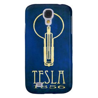 Capa celular Galaxy S6 Tesla Galaxy S4 Cases