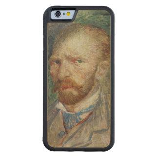 Capa De Bordo Bumper Para iPhone 6 Retrato de auto de Vincent van Gogh |, 1887