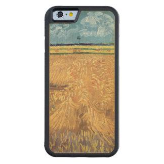 Capa De Bordo Bumper Para iPhone 6 Wheatfield com polias, 1888 de Vincent van Gogh |