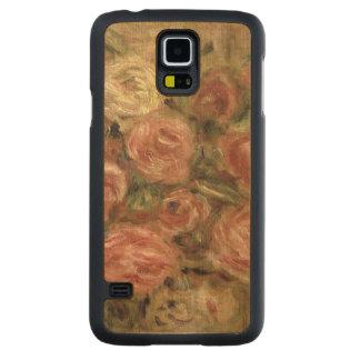 Capa De Bordo Para Galaxy S5 Pierre flores de Renoir um  