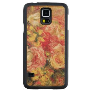 Capa De Bordo Para Galaxy S5 Pierre rosas de Renoir um  